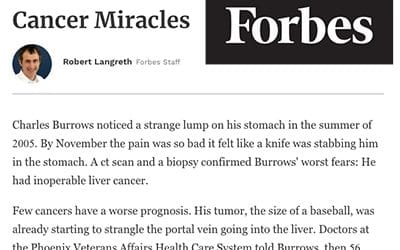 Forbes: Cancer Miracles
