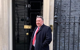 Continuum meet at Downing Street